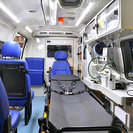 Ambulances Roubaix Villeneuve d'Ascq