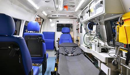 Ambulance à Roubaix et Villeneuve d'Ascq