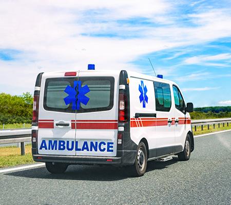 Location d'ambulance à Roubaix et Villeneuve d'Ascq