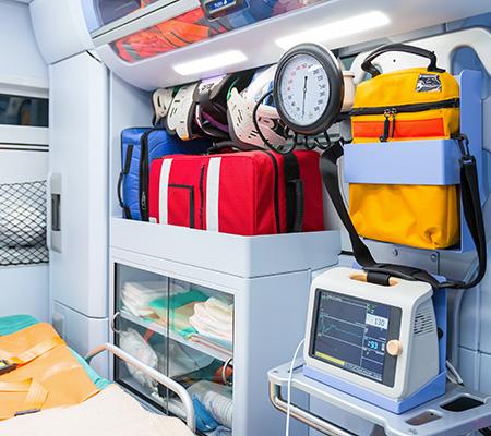 Ambulances à Roubaix et Villeneuve d'Ascq